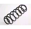 Coil springs FORD FIESTA 5 (JH, JD) 2006 year 7529285 MONROE