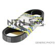 SNR Keilrippenriemen CA6PK1122 für AUDI A4 (8E2, B6) 1.9 TDI ab Baujahr 11.2000, 130 PS