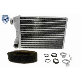 Heat Exchanger, interior heating V24-61-0002 PUNTO (188) 1.2 16V 80 MY 2004