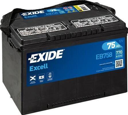 Batterie EXIDE 57526 Bewertung