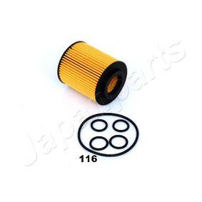 Ölfilter FO-ECO116 ZAFIRA B (A05) 1.7 CDTI (M75) Bj 2011