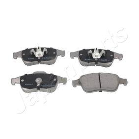 Bremsbelagsatz, Scheibenbremse Höhe 1: 59,7mm, Höhe: 64,7mm, Dicke/Stärke: 18mm mit OEM-Nummer 410600379R