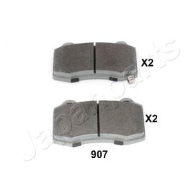 Bremsbelagsatz, Scheibenbremse Art. Nr. PP-907AF 120,00€