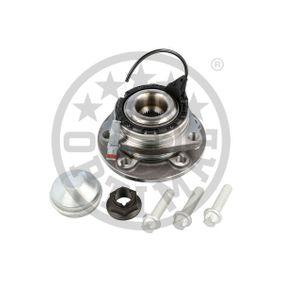 Radlagersatz Ø: 137mm, Innendurchmesser: 27mm mit OEM-Nummer 1603841