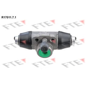 Cilindro de freno de rueda Calibre Ø: 17,46mm con OEM número 331 611 053 A