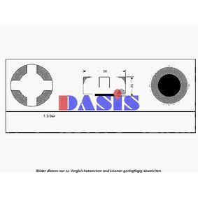AKS DASIS Verschlußdeckel, Kühlmittelbehälter 751651N für AUDI 80 (8C, B4) 2.8 quattro ab Baujahr 09.1991, 174 PS