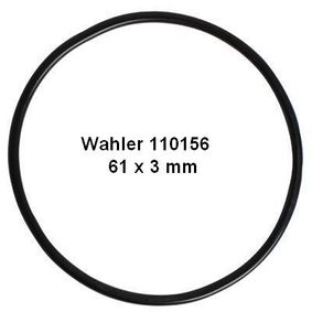 AGR Dichtung VW PASSAT Variant (3B6) 1.9 TDI 130 PS ab 11.2000 WAHLER Dichtung, AGR-Ventil (110156) für