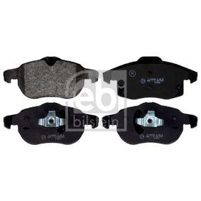 Zündkerze E.A.: 0,8mm mit OEM-Nummer 7700115827