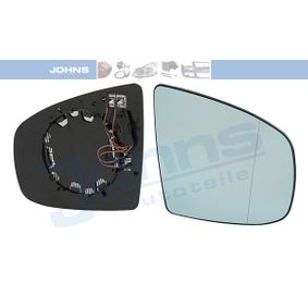 Mirror Glass, outside mirror with OEM Number 51167174980