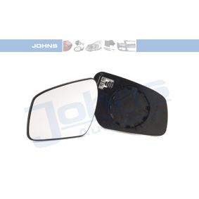 Mirror Glass, outside mirror with OEM Number 1363674