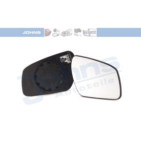 Mirror Glass, outside mirror with OEM Number 1363 672