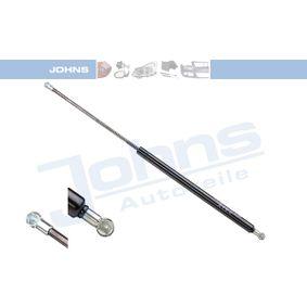 JOHNS  55 41 95-91 Heckklappendämpfer / Gasfeder Länge: 585mm, Hub: 235mm