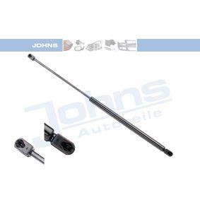 JOHNS  55 57 95-91 Heckklappendämpfer / Gasfeder Länge: 603mm, Hub: 255mm