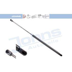 JOHNS  55 57 95-92 Heckklappendämpfer / Gasfeder Länge: 609mm, Hub: 251mm