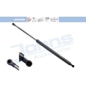 JOHNS  57 40 95-95 Heckklappendämpfer / Gasfeder Länge: 537mm, Hub: 198mm