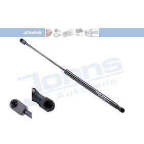 JOHNS  60 23 95-95 Heckklappendämpfer / Gasfeder Länge: 482mm, Hub: 195mm
