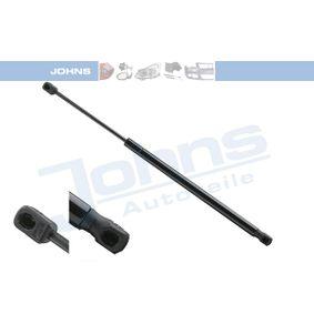 JOHNS  60 32 95-92 Heckklappendämpfer / Gasfeder Länge: 520mm, Hub: 175mm