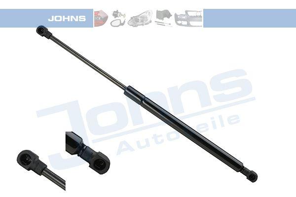 JOHNS  90 07 95-95 Heckklappendämpfer / Gasfeder Länge: 430mm, Hub: 160mm