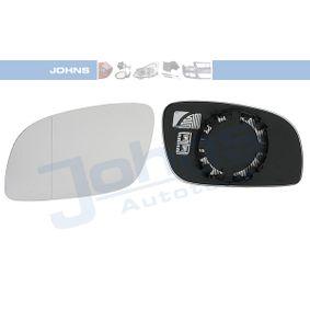 Touran 1T1, 1T2 1.9TDI Außenspiegelglas JOHNS 95 55 37-81 (1.9TDI Diesel 2006 BXE)