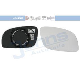 Touran 1T1, 1T2 1.9TDI Außenspiegelglas JOHNS 95 55 38-81 (1.9TDI Diesel 2004 BXE)