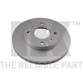 Bremsscheibe Bremsscheibendicke: 22,00mm, Felge: 4,00-loch, Ø: 257mm mit OEM-Nummer 4020 671 E06