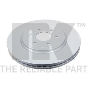 Bremsscheibe Bremsscheibendicke: 28mm, Felge: 6-loch, Ø: 320mm mit OEM-Nummer 402065X00A