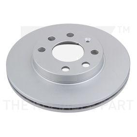 Bremsscheibe Bremsscheibendicke: 20mm, Felge: 4-loch, Ø: 236mm mit OEM-Nummer 5 69 014