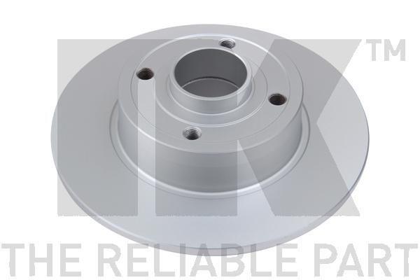 Bremsscheiben 313937 NK 313937 in Original Qualität