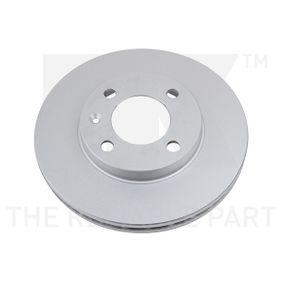Bremsscheibe Bremsscheibendicke: 20,00mm, Felge: 4,00-loch, Ø: 239mm mit OEM-Nummer 6N0615301G