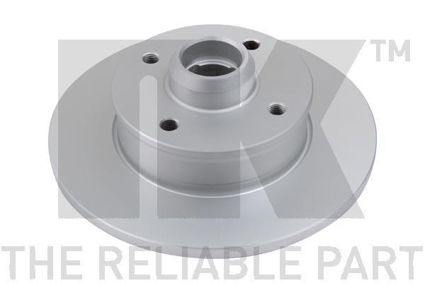 Bremsscheiben 319935 NK 319935 in Original Qualität