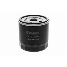 Filtro de aceite V10-2599 Ibiza 4 ST (6J8, 6P8) 1.0 TSI ac 2016