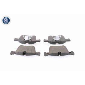 Brake Pad Set, disc brake V20-2074 3 Saloon (F30, F80) 320d 2.0 MY 2016