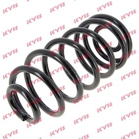 Coil Spring with OEM Number 424 334
