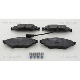 Brake Pad Set, disc brake Article № 8110 29098 £ 140,00