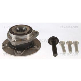 Wheel Bearing Kit Ø: 136mm with OEM Number 8V0 498 625A