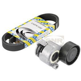 V-Ribbed Belt Set KA855.10 Note (E11, NE11) 1.5 dCi MY 2012