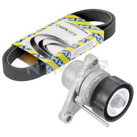 V-Ribbed Belt Set Length: 1072mm, Number of ribs: 6 with OEM Number 030 145 933 T