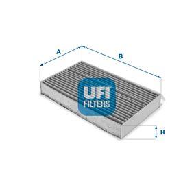 Filter, Innenraumluft 54.217.00 MEGANE 3 Coupe (DZ0/1) 2.0 R.S. Bj 2018
