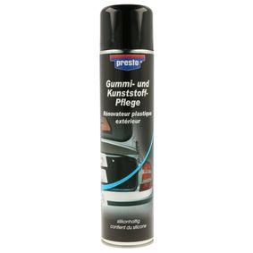 Kraftstoffsystem- und Motorreiniger PRESTO 383441 für Auto (Inhalt: 600ml)