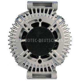 Generator Rippenanzahl: 6 mit OEM-Nummer A646 154 1102