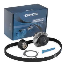 Water Pump & Timing Belt Set KTBWP2853 PUNTO (188) 1.2 16V 80 MY 2000