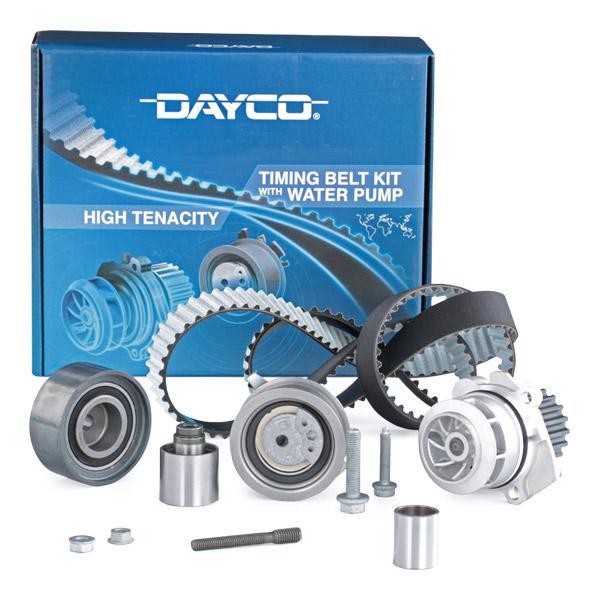 Kit distribuzione + pompa acqua DAYCO KTBWP5630 conoscenze specialistiche