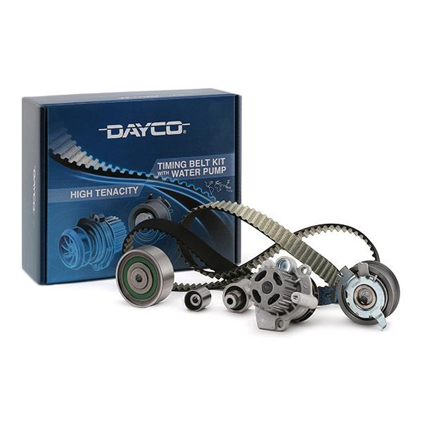 Kit distribuzione + pompa acqua DAYCO KTBWP7880 conoscenze specialistiche