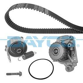 Honda Civic eu7 1.4iS (EP1) Wasserpumpe + Zahnriemensatz DAYCO KTBWP9500 (1.4 iS Benzin 2001 D14Z5)
