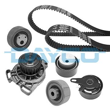DAYCO  KTBWP9550 Water pump and timing belt kit