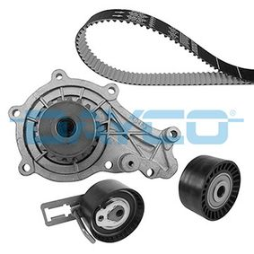 Water pump and timing belt kit KTBWP9590 3 (BL) 1.6 MZR CD MY 2013