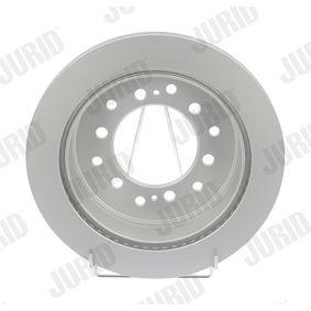 Disque de frein Épaisseur du disque de frein: 18mm, Nbre de trous: 6, Ø: 312mm avec OEM numéro 4243160270
