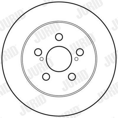 Scheibenbremsen JURID 562751JC Bewertung