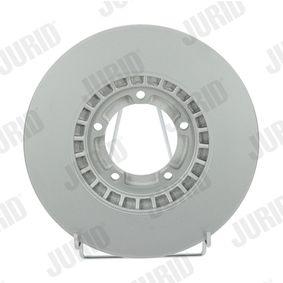 Bremsscheibe Bremsscheibendicke: 26mm, Lochanzahl: 5, Ø: 274mm mit OEM-Nummer 8671000085