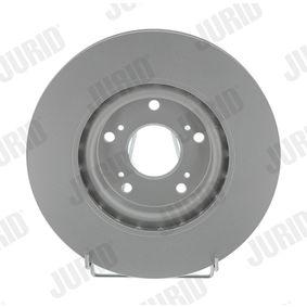 Bremsscheibe Bremsscheibendicke: 25mm, Lochanzahl: 5, Ø: 300mm mit OEM-Nummer 1 514 427